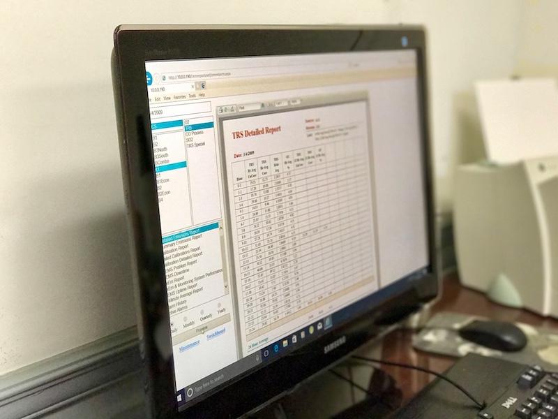ACS CEM Reports Generator